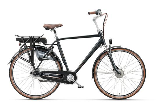 batavus genova e go dutch bike gents the dutch bike shop. Black Bedroom Furniture Sets. Home Design Ideas