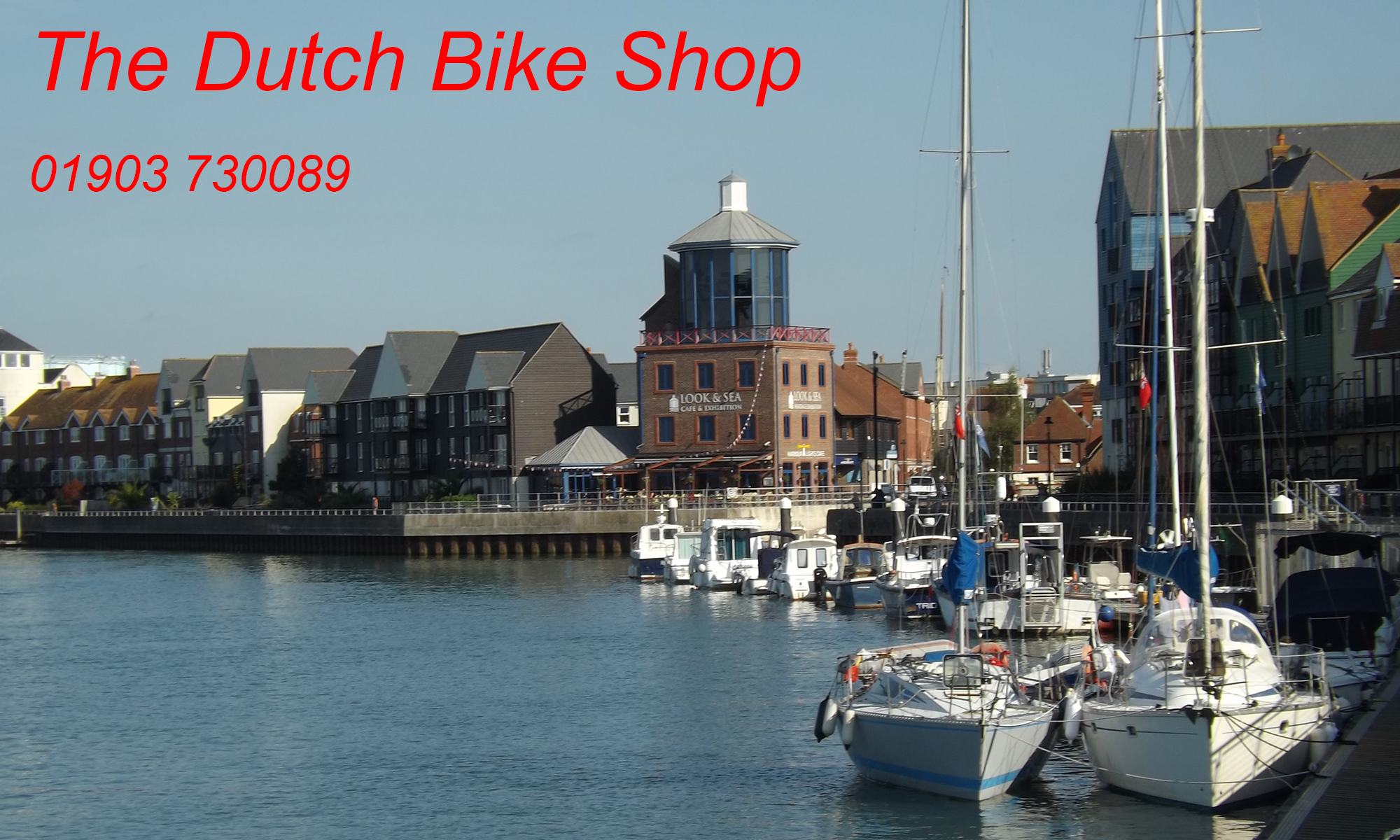 Dutch Bike Shop new address and opening hours