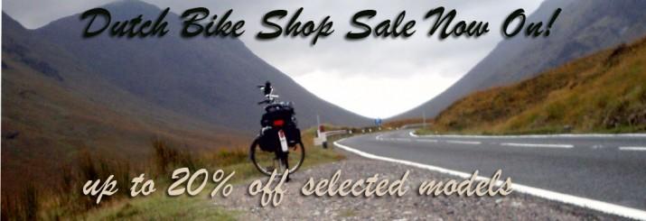 Dutch Bike Sale