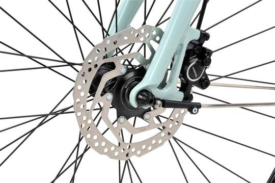 Hydraulic Shimano Disc brakes