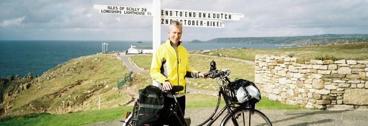 Lands end to John O Groats on a Dutch Bike 2