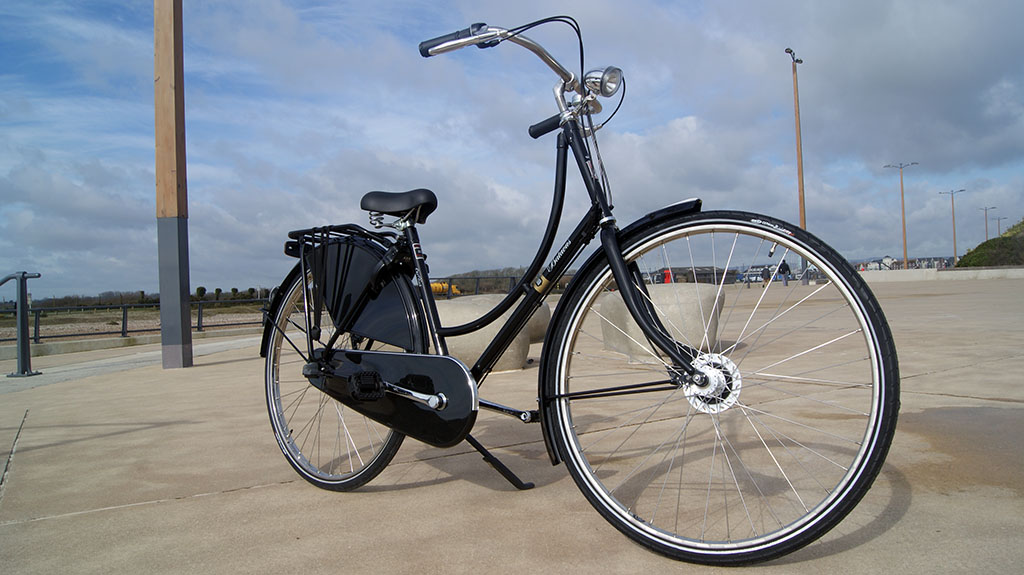 The Old Dutch Bike