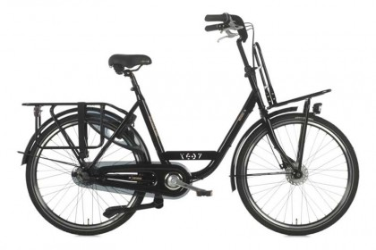 Personal Bike Delivery BLK