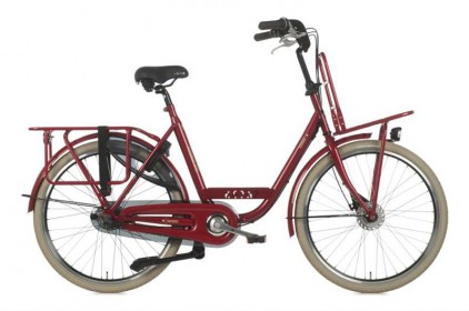 Personal Bike Delivery Red